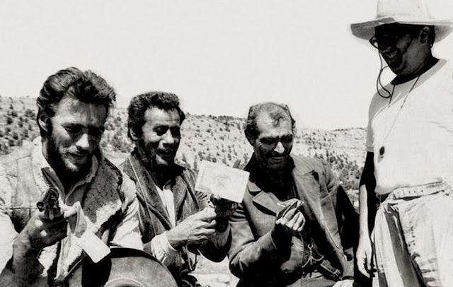 El rodaje en España de El bueno, el feo y el malo