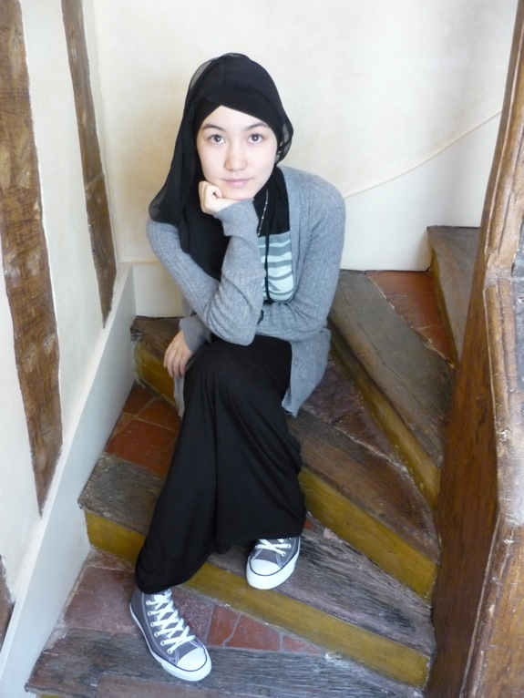 ... Clothing Islamic Style In Islamic Clothing | Black Models Picture
