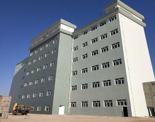 300T wheat flour mill plant