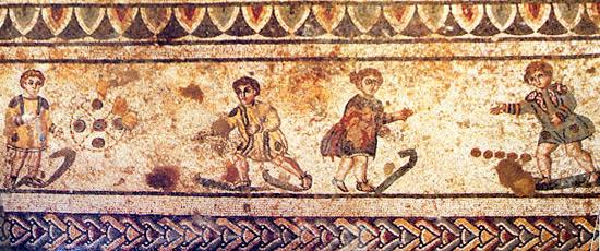 Risultati immagini per giochi bambini romani