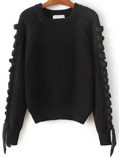 http://es.shein.com/Black-Lace-Up-Detail-Raglan-Sleeve-Sweater-p-327357-cat-1734.html?aff_id=8741