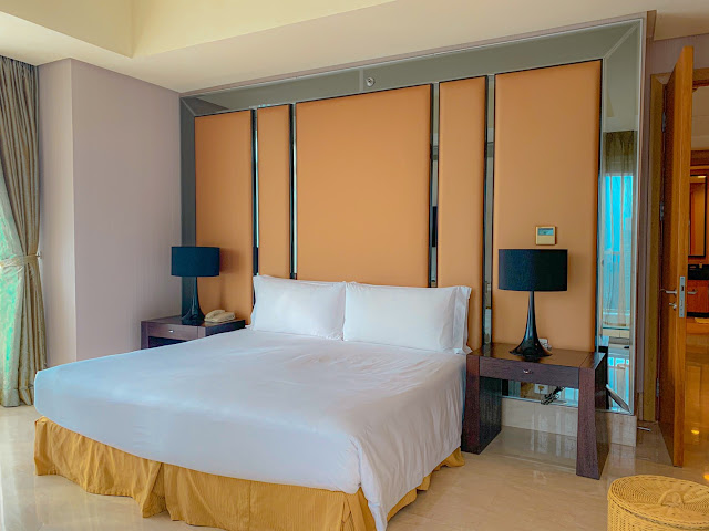 the ritz carlton residence pacific place jakarta
