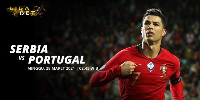 PREDIKSI PARLAY SERBIA VS PORTUGAL