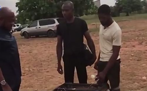 Two Nigerians Invent Generator That Runs Without Fuel, Gas