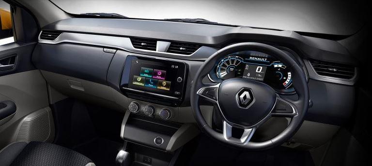 2021 - [Dacia] Spring - Page 4 Renault+triber+interior