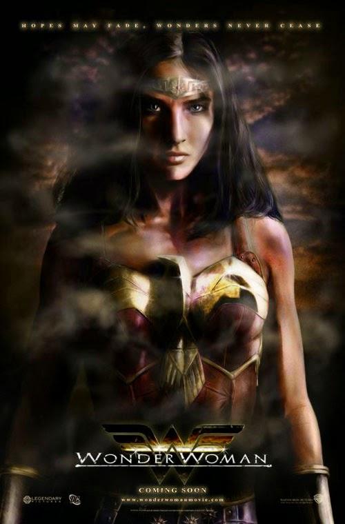 Wonder Woman วันเดอร์วูแมน สาวน้อยมหัศจรรย์ [HD]