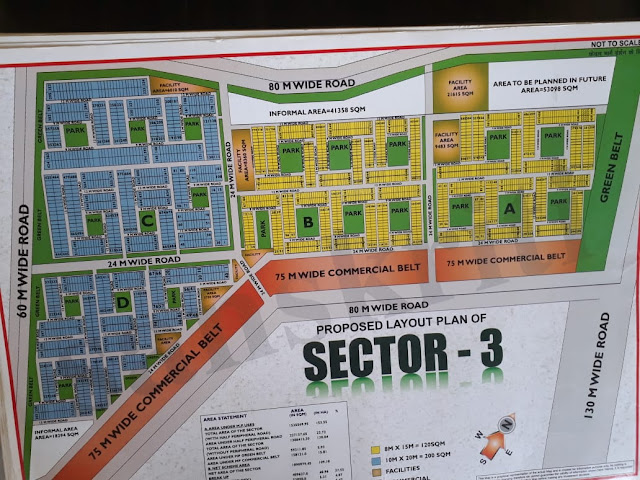 Map-sector-3-Greater-Noida