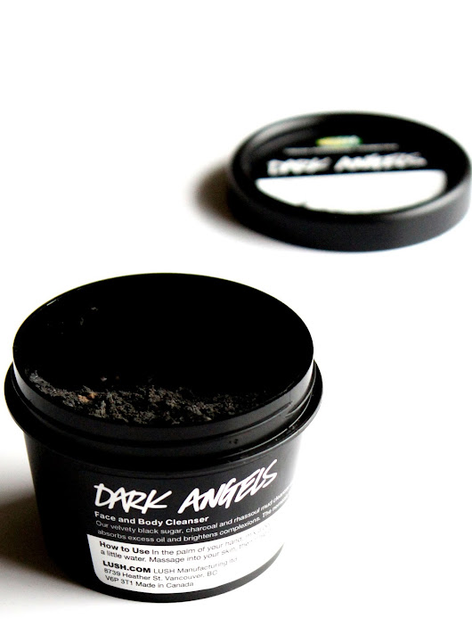 Review | Lush Dark Angels Cleanser