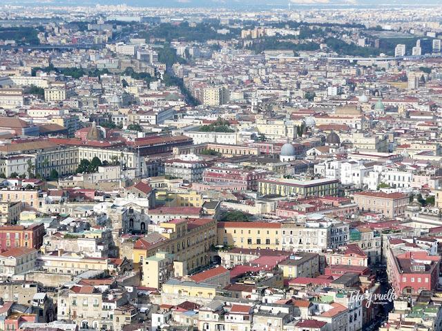 Imprescindible Nápoles vista