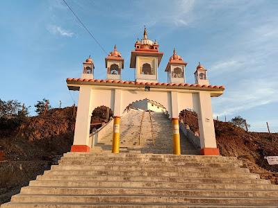 लोढ़ा पहाड़ धाम या सिद्धन धाम - Lodha Pahad Dham or Siddhan Dham Sihora