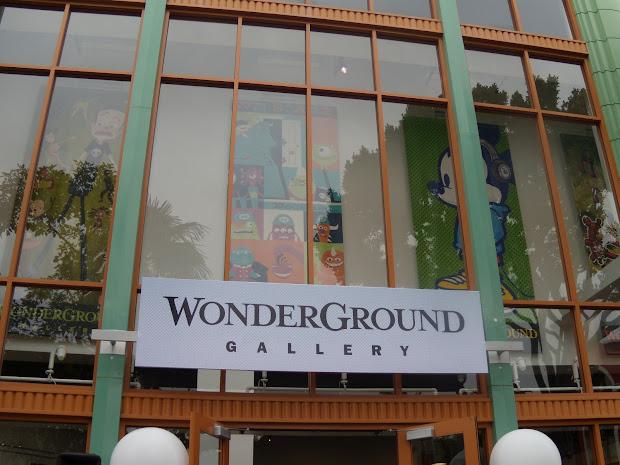 Disney WonderGround Gallery