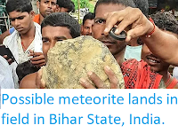 https://sciencythoughts.blogspot.com/2019/07/possible-meteorite-lands-in-field-in.html