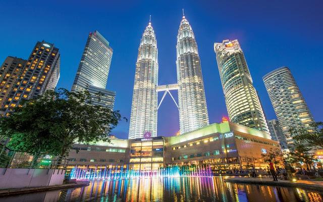 Backpacker ke malaysia