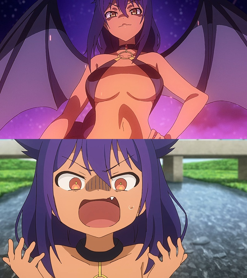 Jahy-sama wa Kujikenai! ท่านปีศาจจาฮี ชีวิตนี้ไม่มีถอย! (The Great Jahy Will Not Be Defeated!: ジャヒー様はくじけない!)