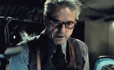 Alfred Pennyworth justice league