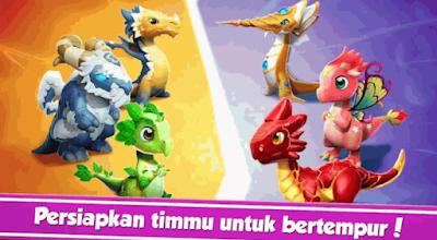 Dragon Mania Legends Mod Apk 2019