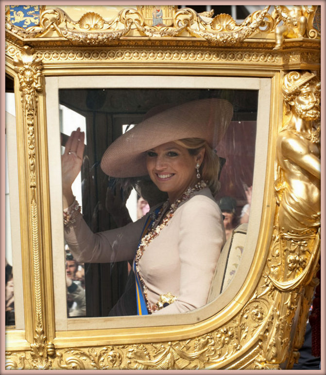 Princesa Maxima Zorreguieta Foto de archivo editorial