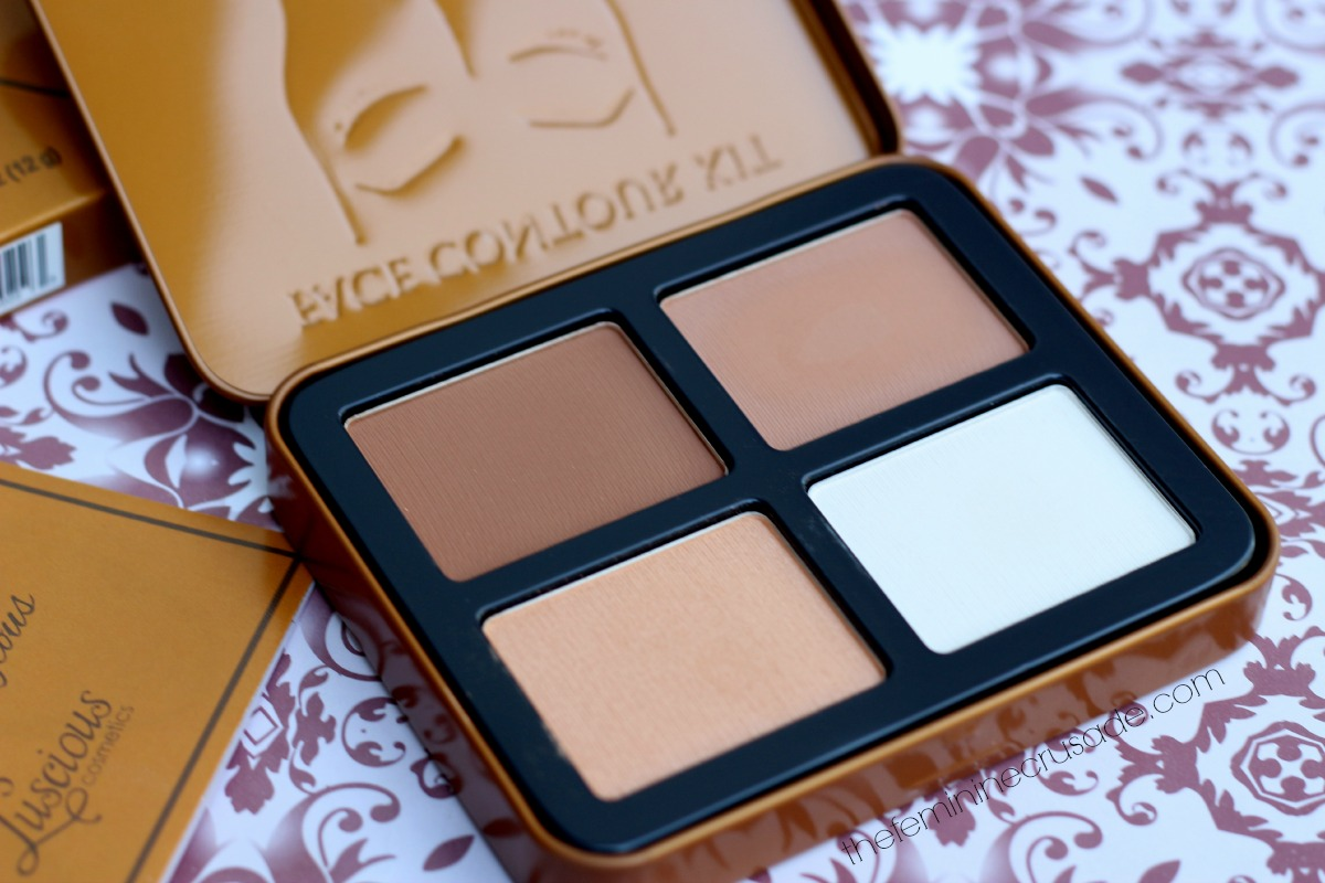Luscious Face Contour Kit