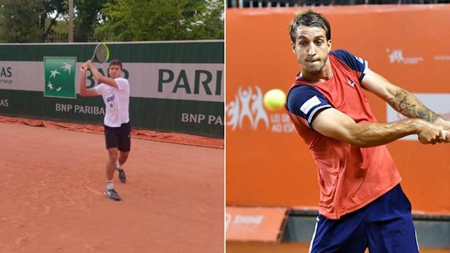 Felipe Meligeni e João Menezes estão a uma vitória de furar o quali do Major de  Roland Garros