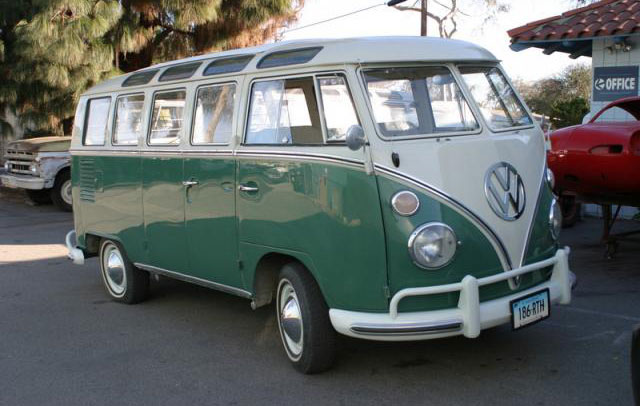 1965 21 Window Bus for Sale
