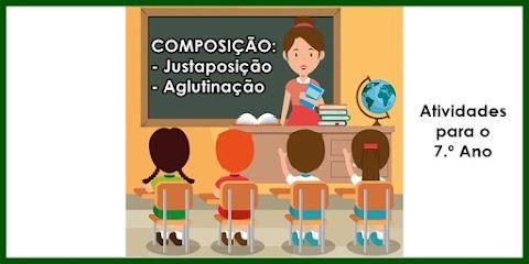 Formação de Palavras - Língua Portuguesa para o 7.º Ano
