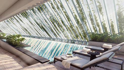 Tedge Swimming Pool