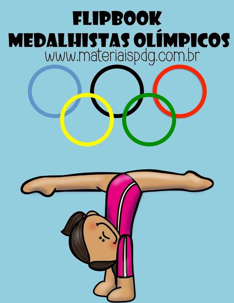 FLIPBOOK MEDALHISTAS OLÍMPICOS