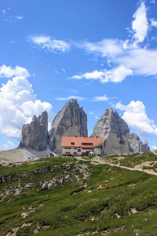 The One We've All Been Waiting For; the Tre Cime di Lavaredo | Sud Tirol, Italy