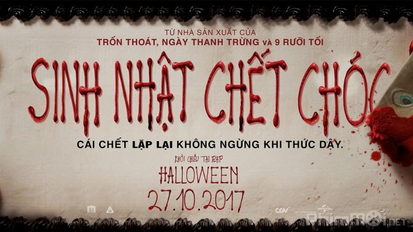 Sinh Nhật Chết Chóc - Happy Death Day (2017)