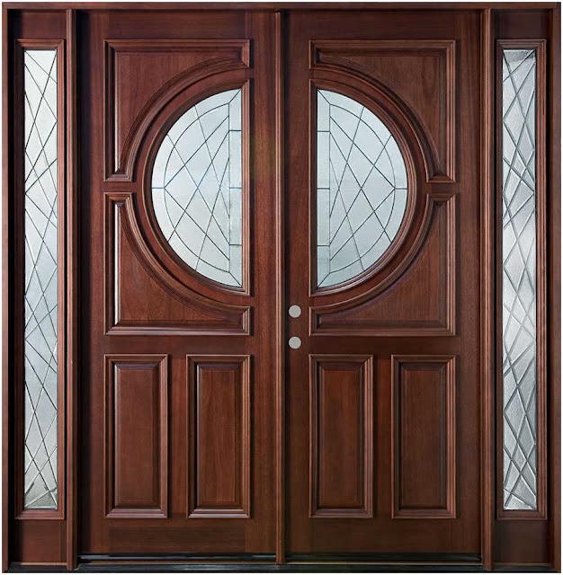 pintu minimalis klasik terbaru
