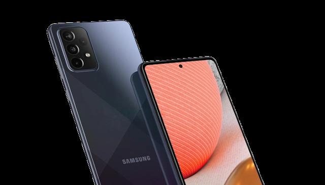 سعر سامسونج جالكسي اي 72 - مواصفات Galaxy A72 4G