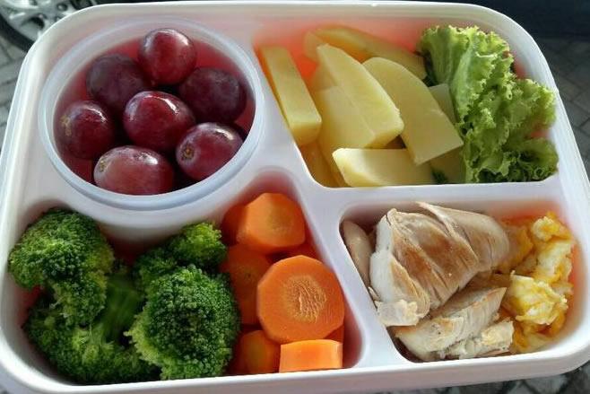 Daftar Menu Diet Sehat Untuk Usia 40 Tahun Budiet
