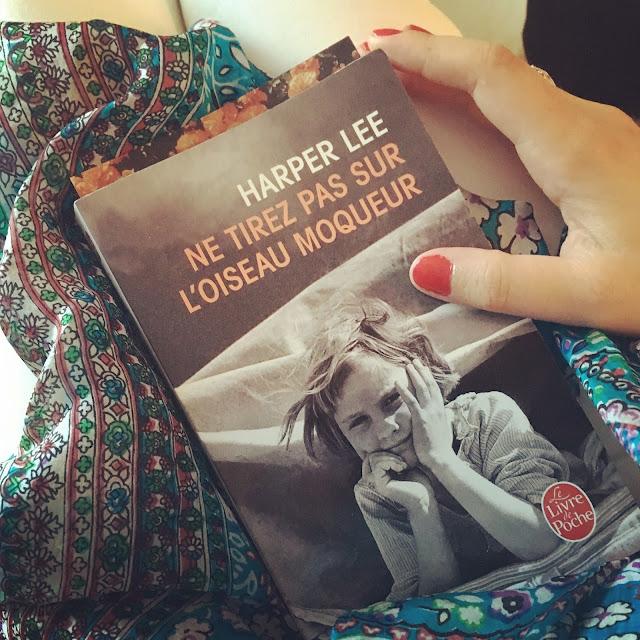 Chronique littéraire Ne tirez pas sur l'oiseau moqueur par Mally's Books