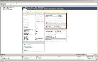Vmware esx/esxi datastore