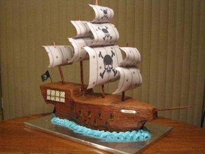 Themed Cakes Birthday Cakes Wedding Cakes Ship Themed