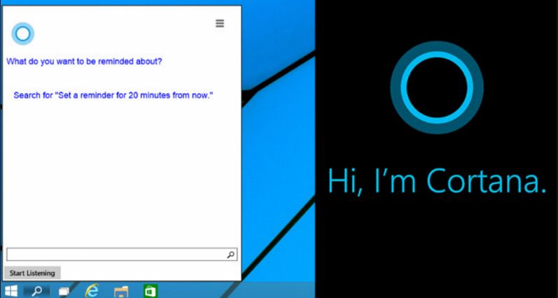 how to train voice recognition windows 10
