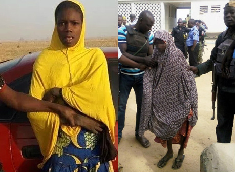 parents donating daughters as boko haram suicide bombers