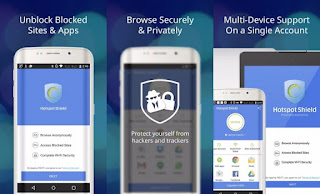 Hotspot Shield VPN v7.3.0 Paid APK