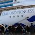 Aumenta cifra de contagios por coronavirus en crucero de Japón