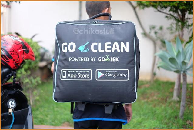 Cara Melamar Kerja di Go-Clean