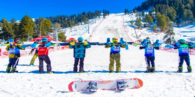 International Malam Jabba Ski Tournament is held in which province?