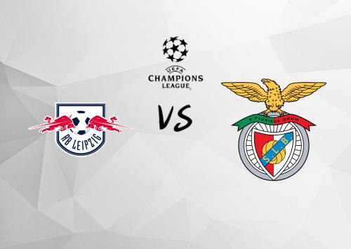 RB Leipzig vs Benfica  Resumen