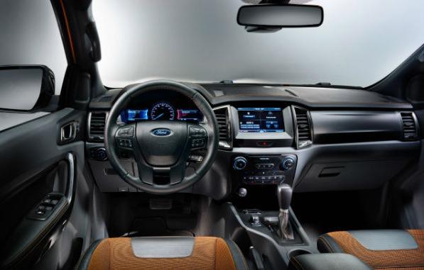 2019 Ford Ranger Specs