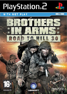Download Brothers in Arms - Road to Hill 30 PS2 ISO