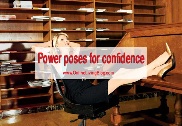 7 Power Poses That Will Make You More Successful At Work