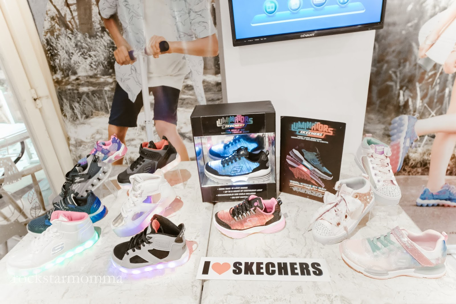 12a0602cf59 Skechers Kids has a full selection of fun, stylish and cool hi-tech designs  from super girly and sparkly, to all-over lights, and sleek street styles,  ...