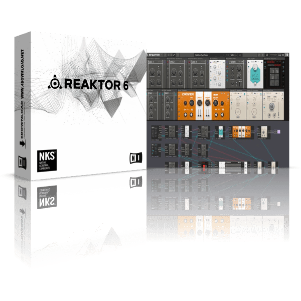 Native Instruments Reaktor 6 v6.4.0 Full version