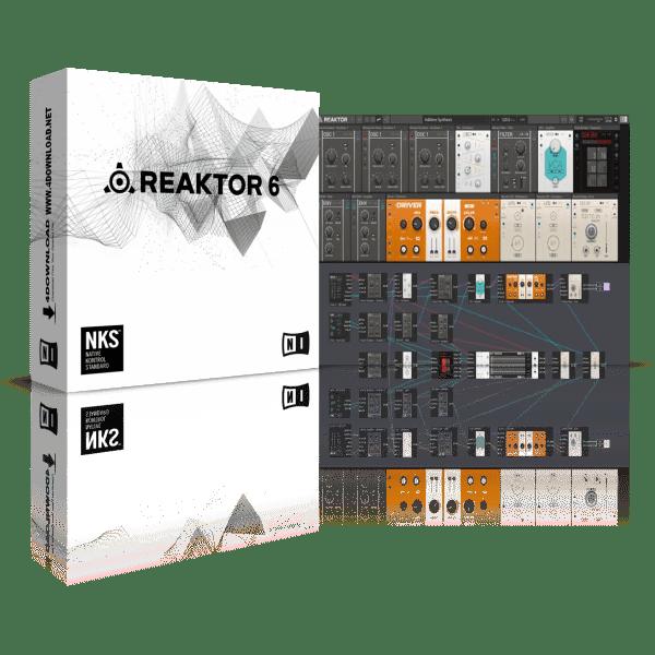 Native Instruments Reaktor 6 v6.4.0 Full version