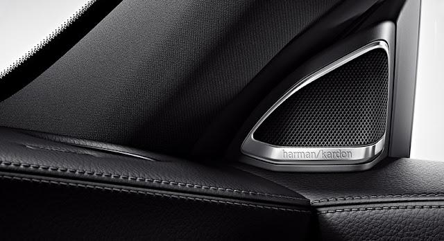 Mercedes CLS 400 2017 sử dụng Hệ thống âm thanh vòm Harman Kardon 14 loa