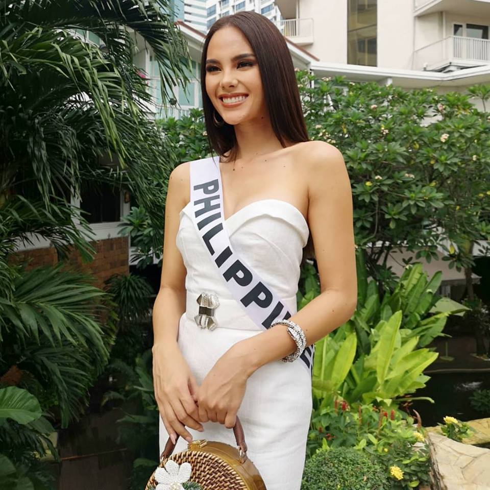 Miss Universe Philippines 2018 Catriona Gray